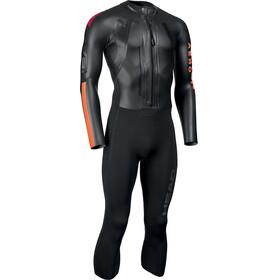 Head M's SwimRun Aero Suit Black/Orange